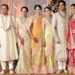 Shloka Mehta with parents, brother, sister and sister-in-law