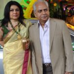 Ramesh Sippy with his Wife