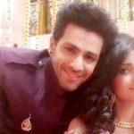 Vindhya Tiwary with Neel Motwani