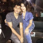 Rhea Chakraborty and Her Brother
