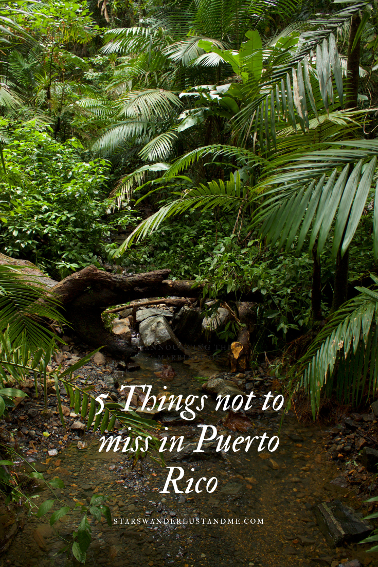 5 must do things in Puerto Rico