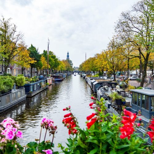 Top 5 Photo Spots In Amsterdam