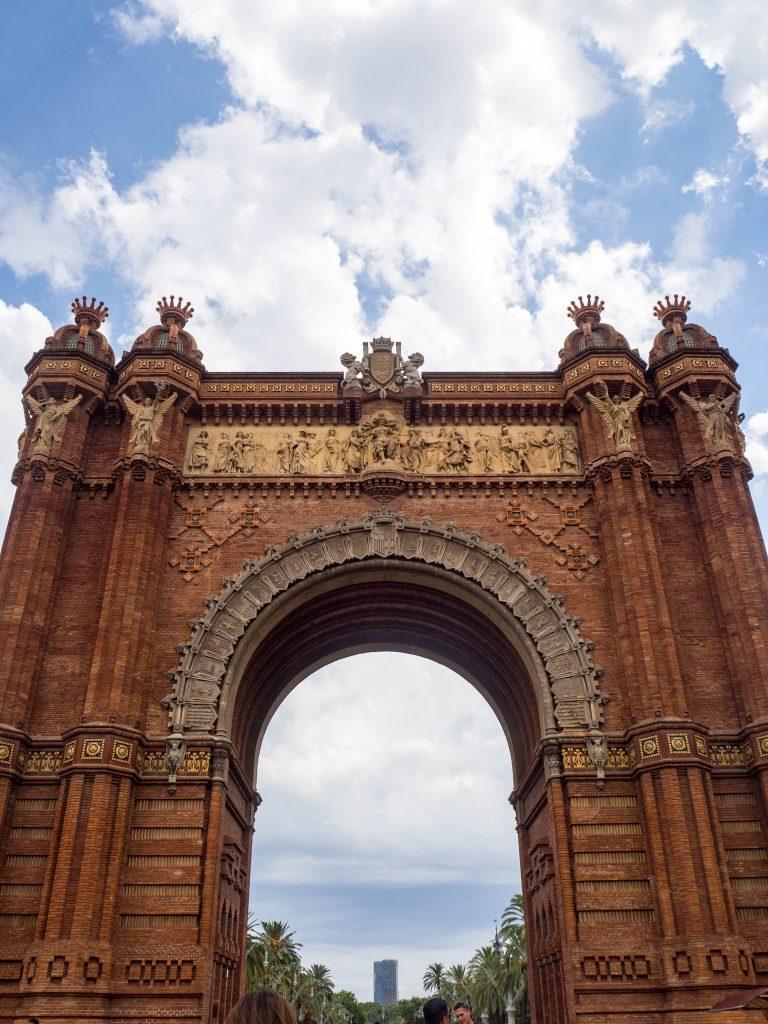 Arc de Triompf Barcelona