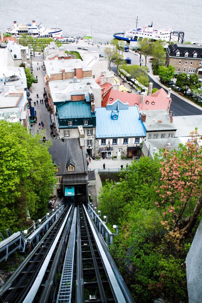 funicular Quebec
