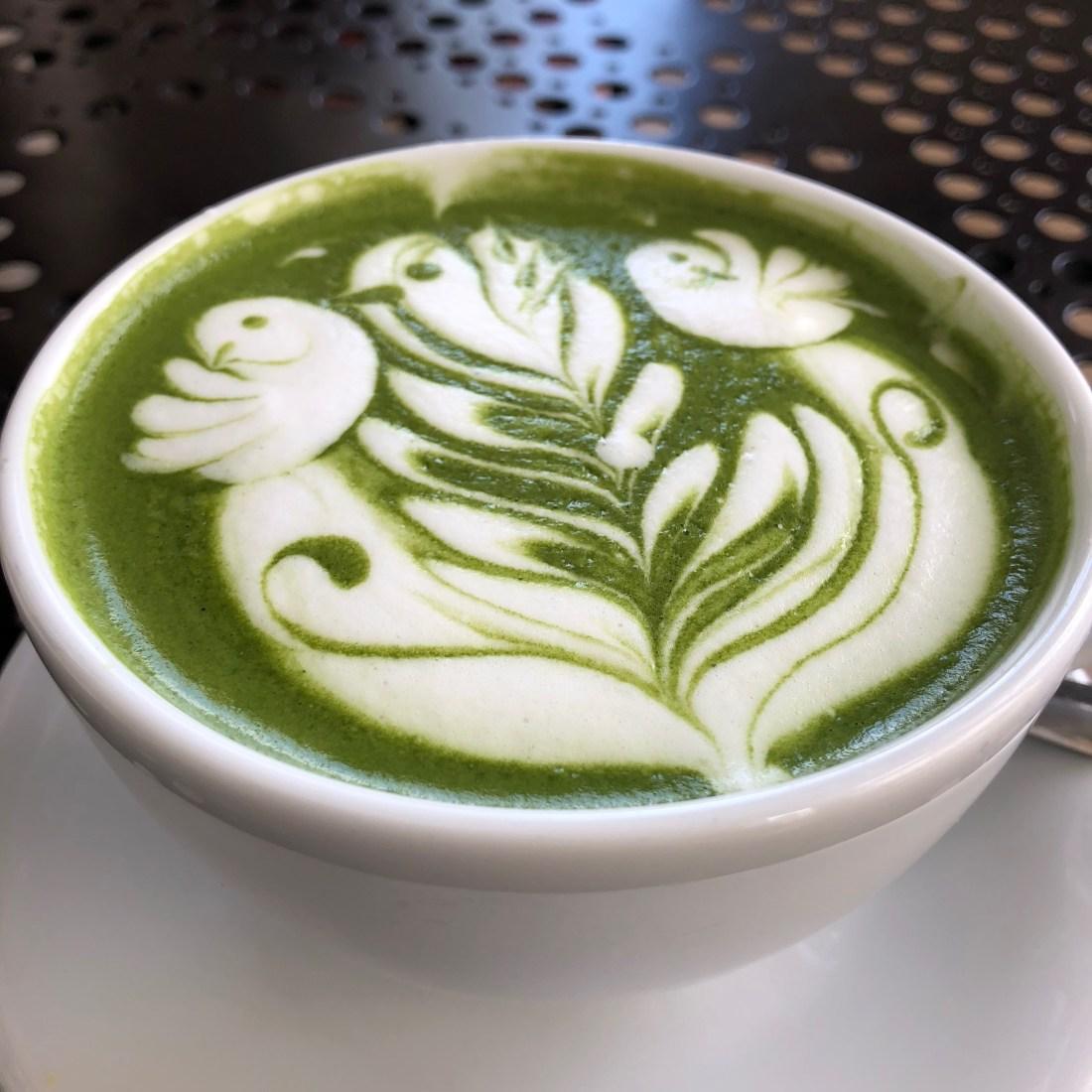 Urth Cafe Matcha