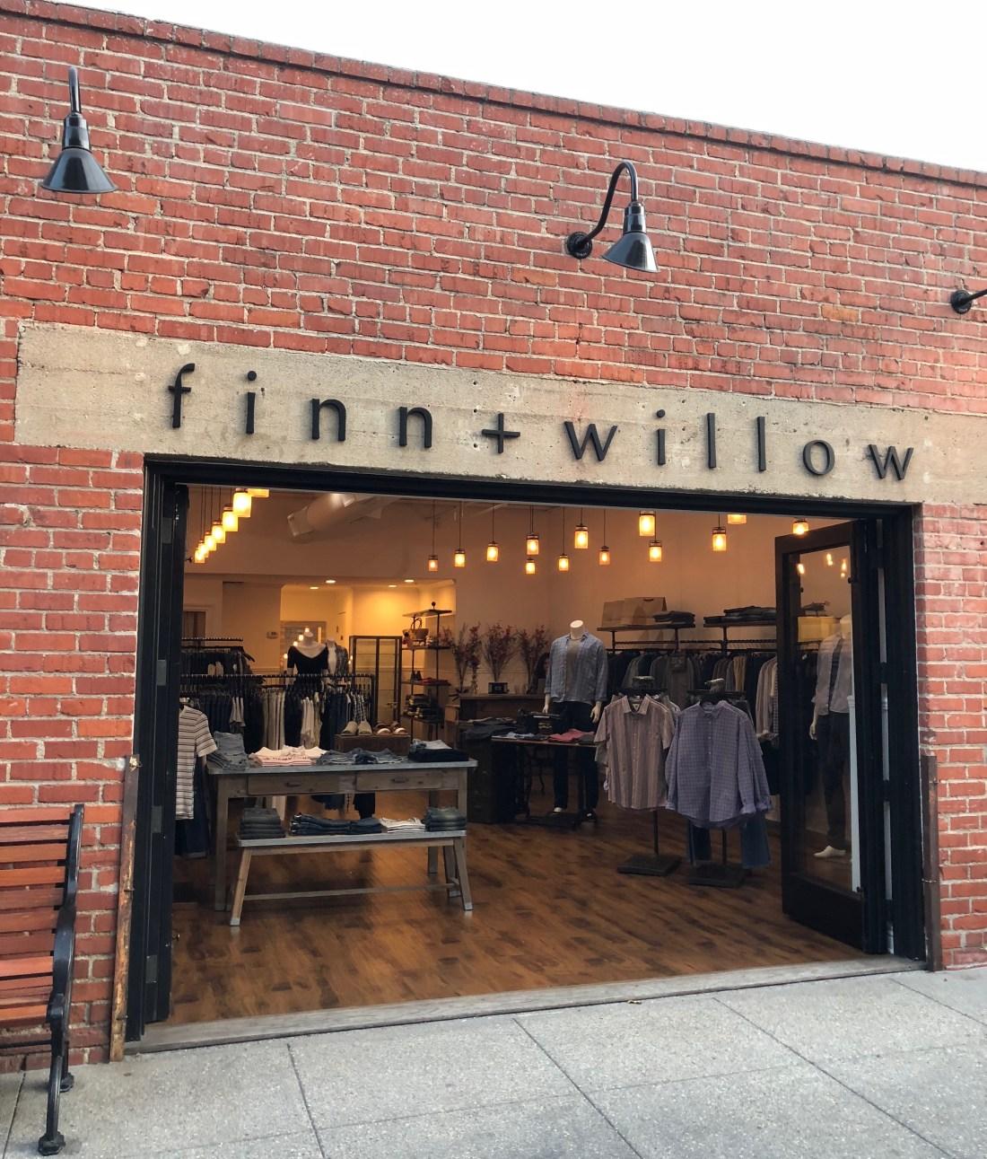Finn and Willow Pasadena