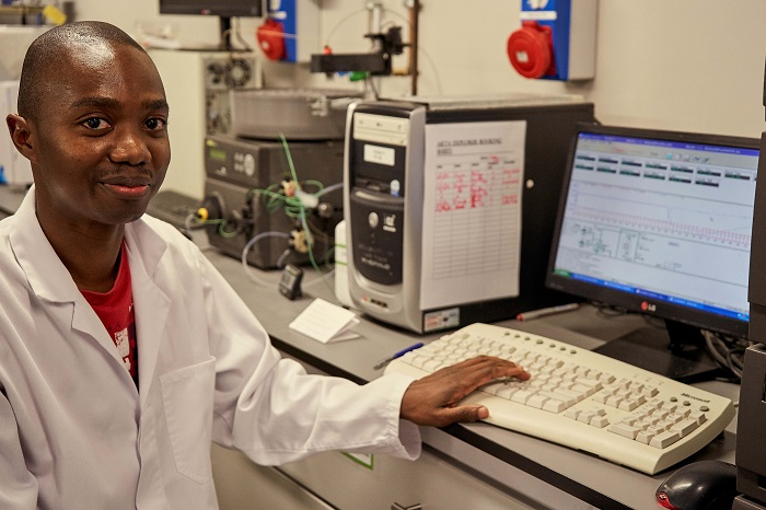 My Journey to becoming a START Postdoc Research Fellow –   Dr Andani Mulelu's story