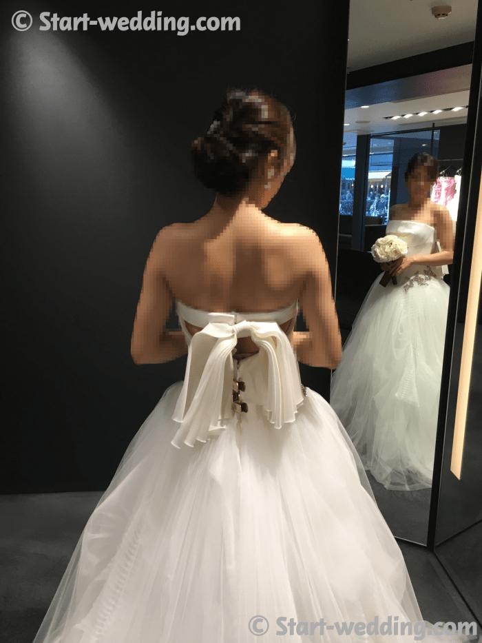 ヴェラウォンのドレス ロラ