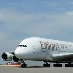 Grootste passagiersvliegtuig ter wereld weer in de lucht