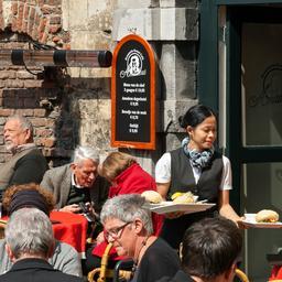 Reserveringen restaurants nemen een vlucht, stormloop pas in najaar verwacht