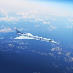 In 3,5 uur naar New York: supersonisch vliegen komt weer terug