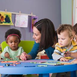 Stakingen kinderopvang starten begin juli in Noord-Holland en Flevoland