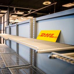 PostNL blijft de pakketreus, maar DHL snoept wel marktaandeel af