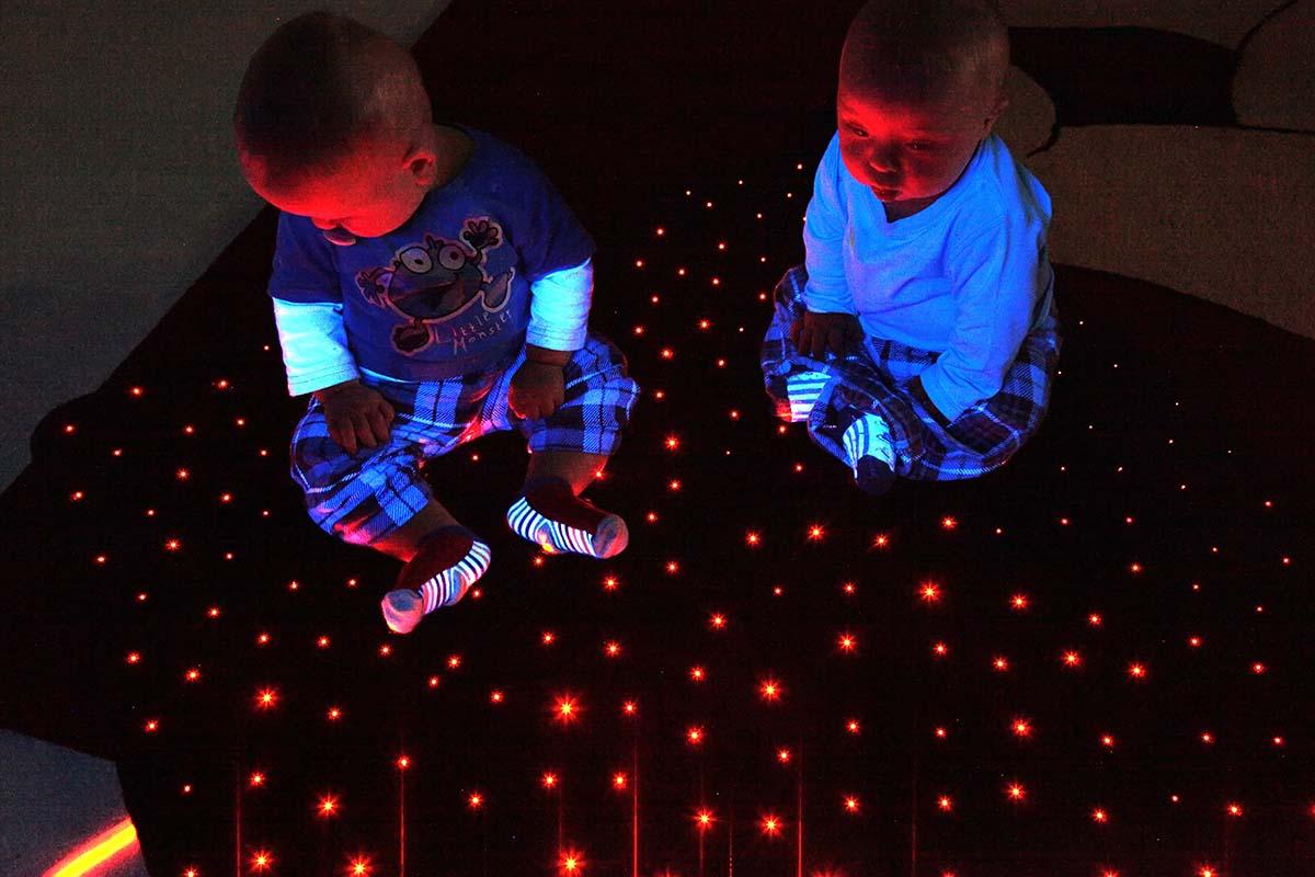 STC2020 Star Carpet 66 X 66 Fiber Optic Lighting Kits