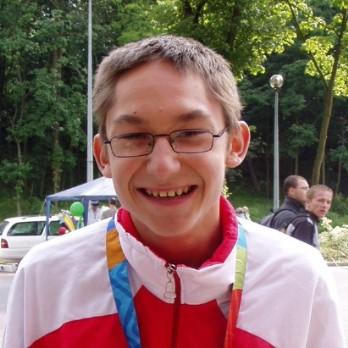 Jakub Rega bieg