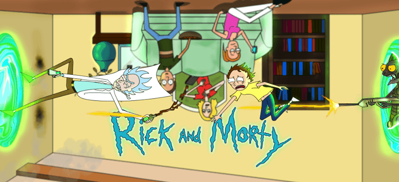 'Pocket Mortys' brings Rick and Morty to your phone