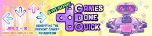 Awesome Games Done Quick
