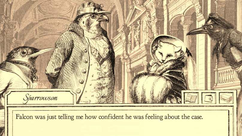 Review: Aviary Attorney (PC): Winged Justice