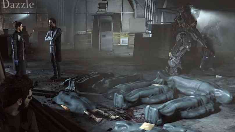 Deus Ex: Mankind Divided trailer released