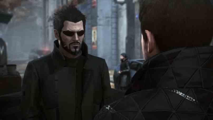 Top 10 Deus Ex: Mankind Divided Quotes