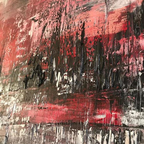 Abstrakte Acrylmalerei Die Besten Acrylmalerei Techniken