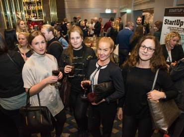 StartUp Bar Malmö – November