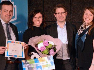 Sveriges bästa studentföretagare korad