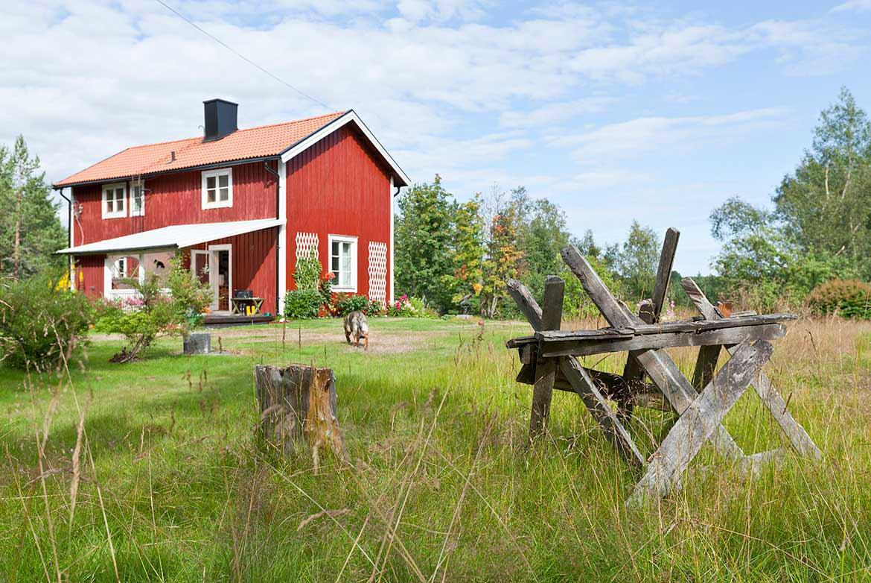Strålande Falu Rödfärg – ett svenskt kulturarv med stort immateriellt värde IK-96