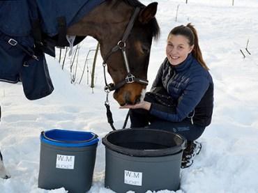 Anders Walls Ung Företagsamhet-stipendium till kreativ och entreprenörsinriktad häst-tjej