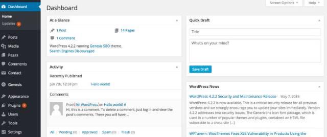 Your_WordPress_dashboard