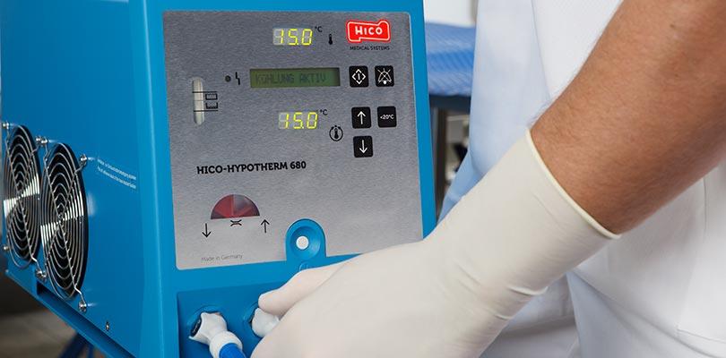 Система гипотермии для охлаждения пациента HICO-HYPOTHERM 680