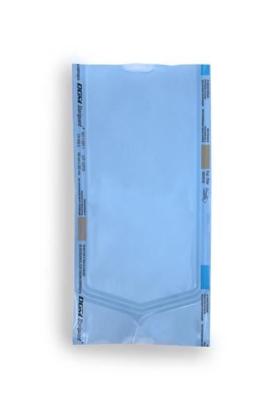 Комбинированные крафт-пакеты для стерилизации со складкой и без складки,в том числе самозапечатывающиеся (для паровой и газовой стерилизации)