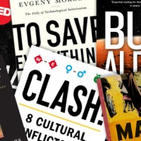 The innovator's 2013 summer reading list: Eight books to make you smarter
