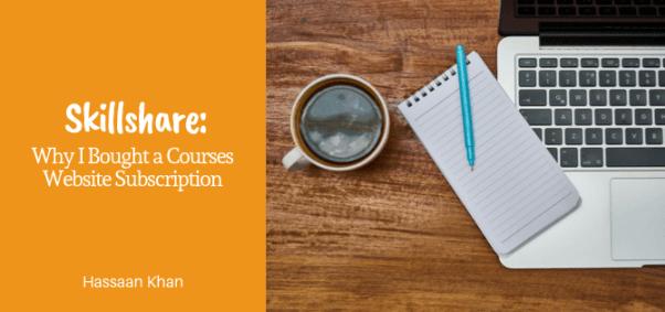 a Courses Website Subscription