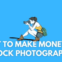 I sold my first photo on a stock photography website