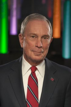 Michael Bloomberg defies pop culture - as an entrepreneur and as Mayor of New York
