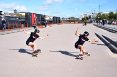 Starting girl & Longboard Girls Crew France