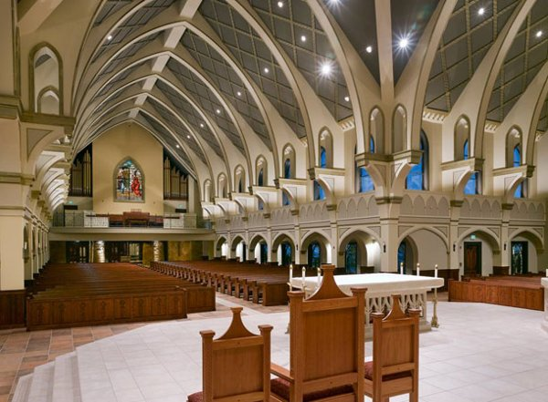 St. James, Our Church