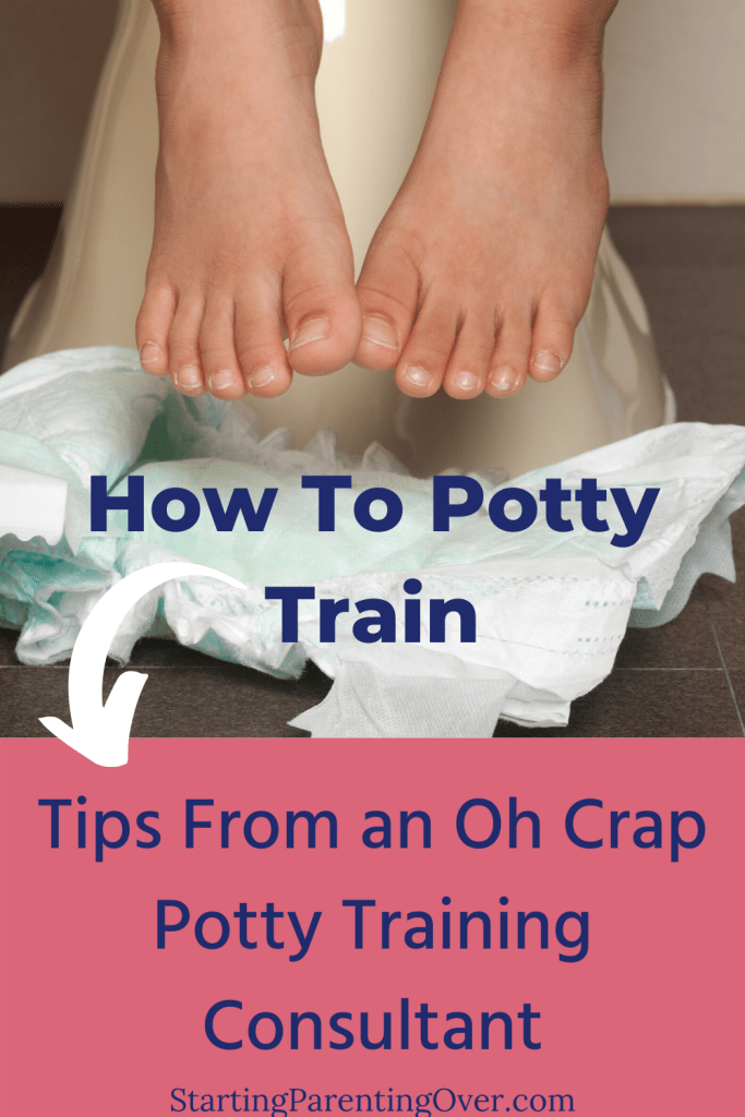 An Oh Crap Potty Training Consultant shares her best advice on how and when to train your little one, and how to get past common potty training hurdles.