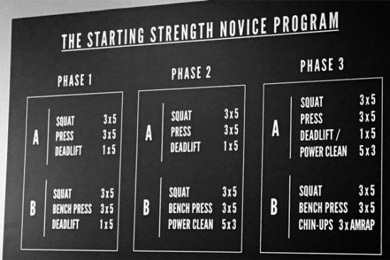 Image result for starting strength