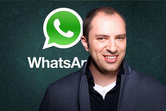 จากผ้าขี้ริ้ว สู่มหาเศรษฐี Jan Koum ผู้ก่อตั้ง WhatsApp สตาร์ทอัพ แอพแชทชื่อดัง