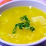 egg drop soup low calories