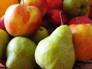 Can you eat apples or pears on keto diets