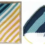 Corner To Corner Baby Blanket Free Knitting Pattern