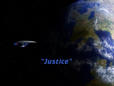"Star Trek: The Next Generation S01E08 ""Justice"""