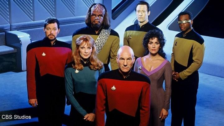 ST-TNG cast