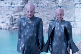 """If Memory Serves"" -- Ep#208 -- Coverage of the CBS All Access series STAR TREK: DISCOVERY. Photo Cr: Michael Gibson/CBS ©2018 CBS Interactive, Inc. All Rights Reserved."