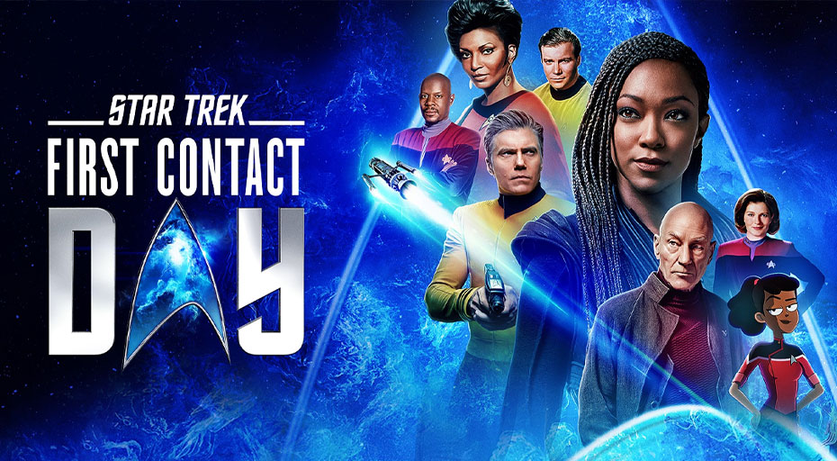 First Contact Day promo