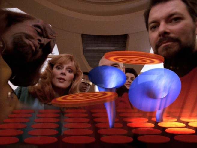 tng the game