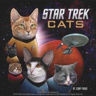 star treks cats